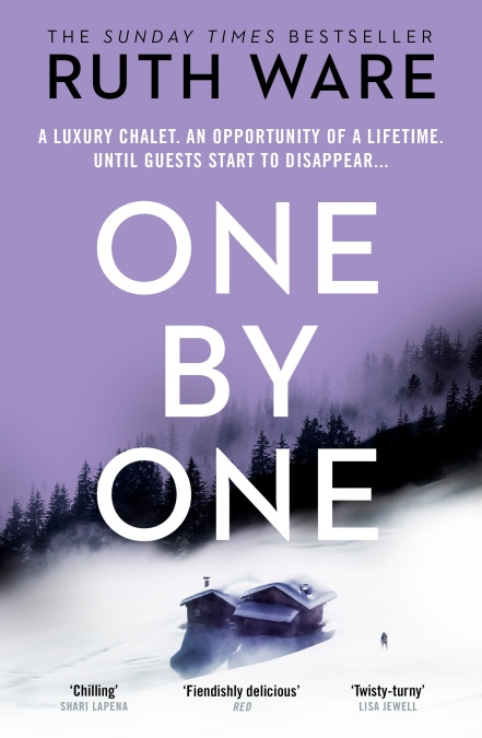 One by One by Ruth Ware | 9781784708085