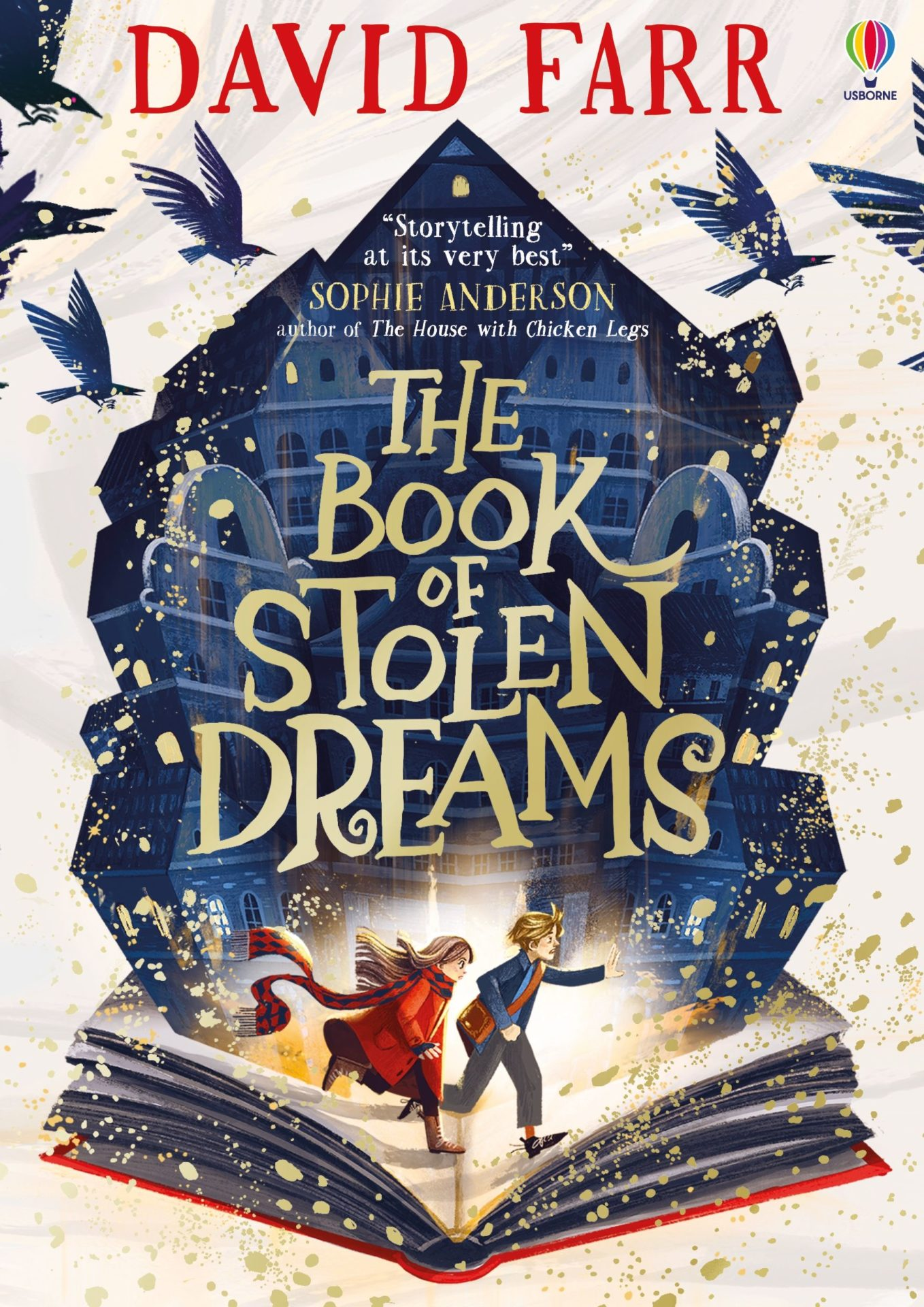 The Book of Stolen Dreams by David Farr, Kristina Kister | 9781801310840