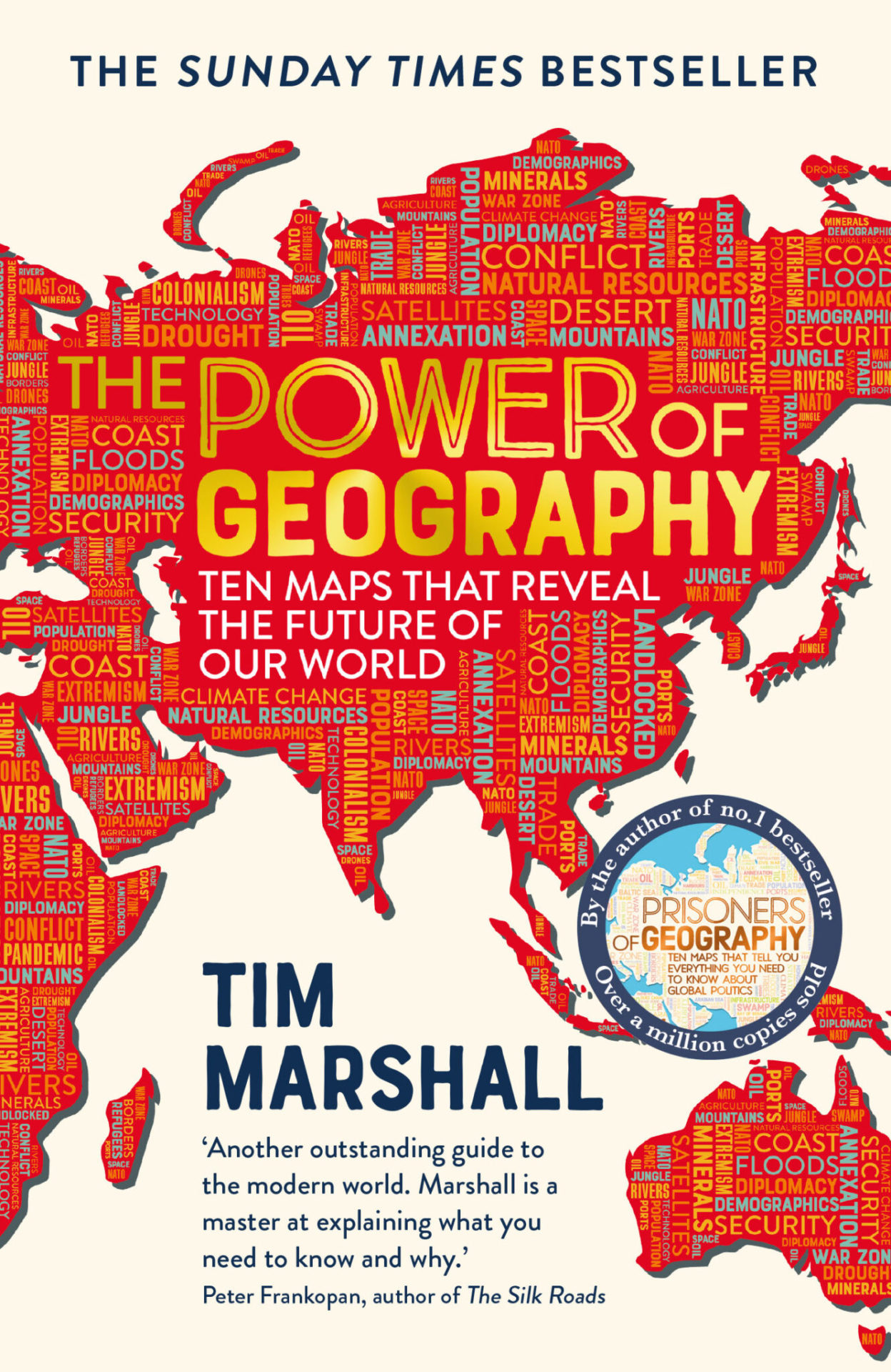The Power of Geography by Tim Marshall | 9781783966028