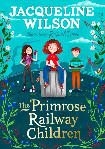 The Primrose Railway Children by Jacqueline Wilson, Rachael Dean | 9780241517765