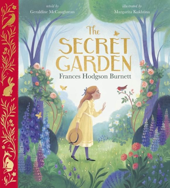 The Secret Garden by Geraldine McCaughrean, Margarita Kukhtina | 9781788008587
