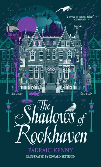 The Shadows of Rookhaven by Pádraig Kenny, Edward Bettison   9781529031713