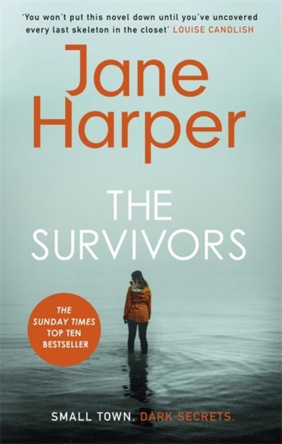 The Survivors by Jane Harper | 9780349143743