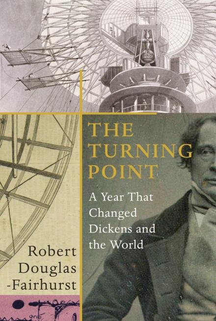 The Turning Point by Robert Douglas-Fairhurst | 9781787330702