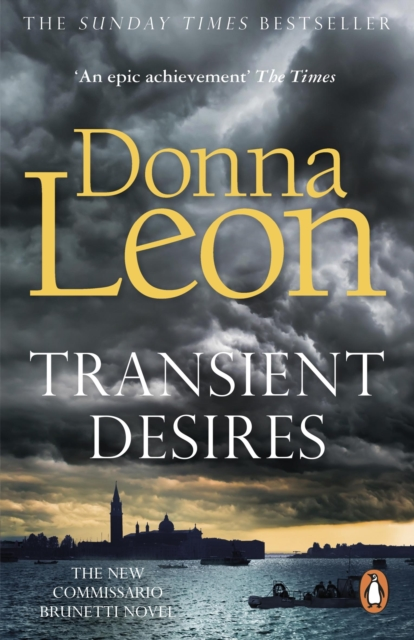 Transient Desires by Donna Leon | 9781787467842