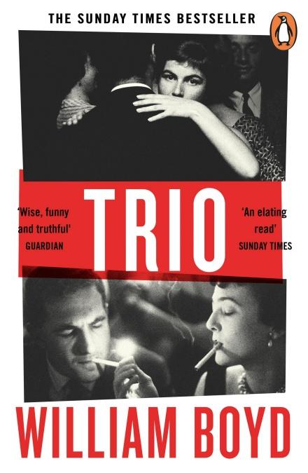 Trio by William Boyd | 9780241295977