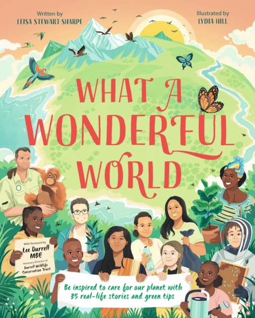 What a Wonderful World by Leisa Stewart-Sharpe, Lydia Hill | 9781787418776