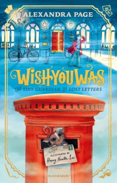 Wishyouwas by Alexandra Page, Penny Neville-Lee   9781526641212