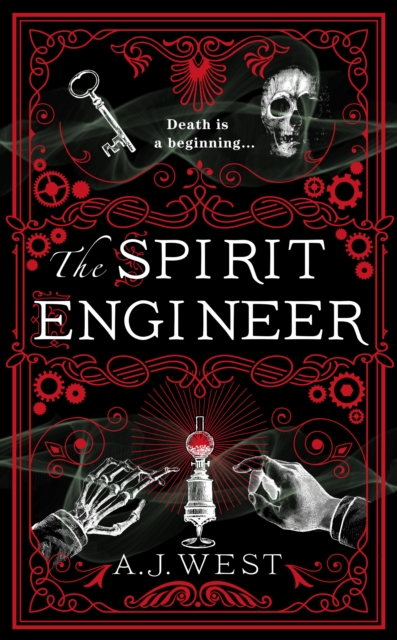 The Spirit Engineer by A.J. West | 9780715654330